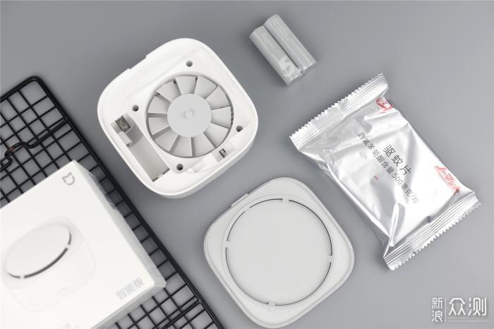 米家驱蚊器智能版体验:智能操控,使用便捷!_新浪众测