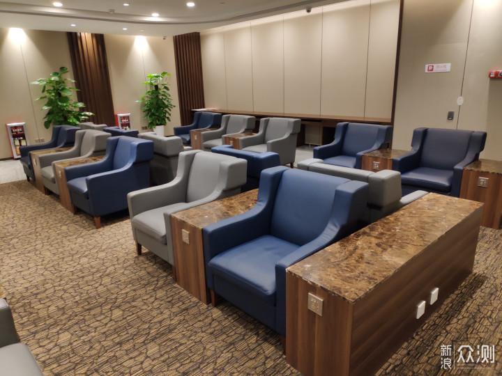 广州白云机场T2国际头等舱休息室报告_新浪众测