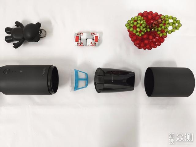 小巧便携、强劲吸力、可无线手持的车载吸尘器_新浪众测