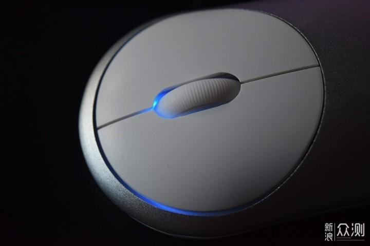 双模静音的达尔优UFO飞碟无线鼠标体验点评_新浪众测