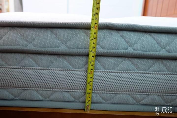 提升睡眠质量,京造乳胶3D床垫入手记_新浪众测