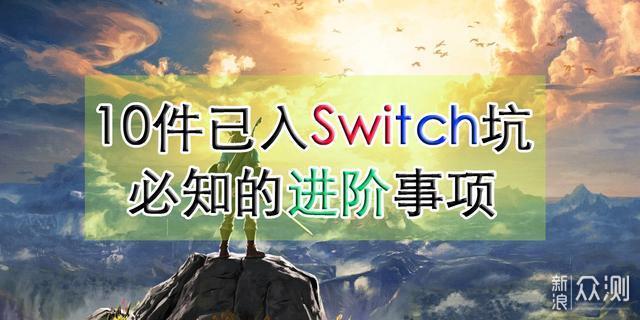 10件已入Switch坑必知的进阶事项_新浪众测