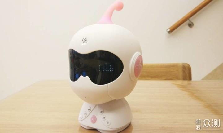 孩子最好的礼物,乐喔5Q智能教育机器人_新浪众测