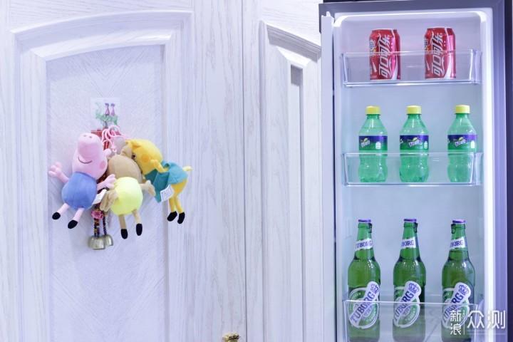 探索新鲜度,美的微晶冰箱·星耀灰511体验_新浪众测