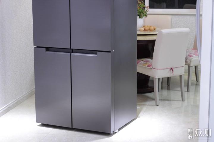 美的微晶冰箱·星耀灰_新浪众测