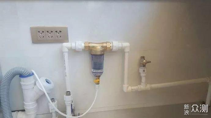 装修科普:关于自来水前置过滤,看这一篇就够_新浪众测