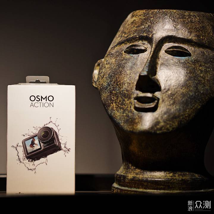 XXX个维度,为你解读大疆Osmo Action_新浪众测