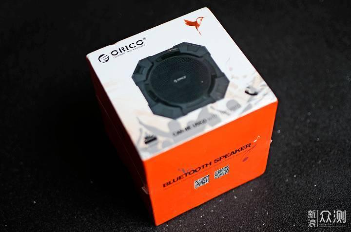能经风历雨的音乐伴侣——ORICO三防音箱A1_新浪众测