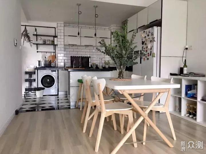 厨房设计:快来看看13个美轮美奂的网红方案_新浪众测