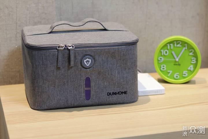 小盾多功能消毒箱,紫外线杀菌,多种衣物可用_新浪众测