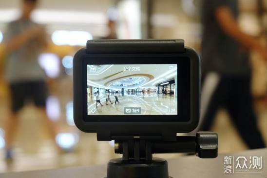 大疆 Osmo Action 评测:一个 vlogger 的利器_新浪众测