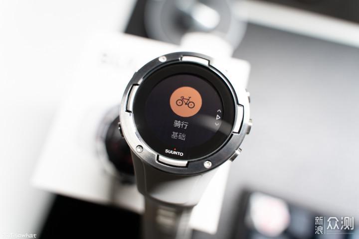 Suunto 5专业运动GPS智能运动腕表体验_新浪众测