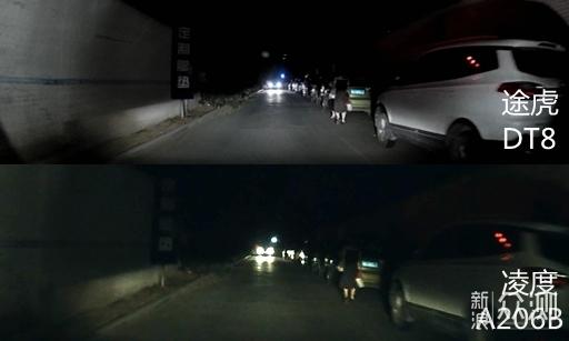 """途虎DT8高清夜视行车记录仪,拍""""暗""""叫绝_新浪众测"""