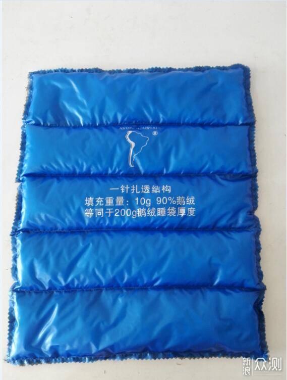 羽绒睡袋的秘密:绒道结构_新浪众测