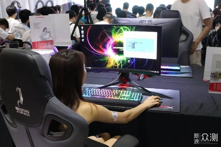 摸外设看妹子赢奖品 金士顿 HyperX粉丝见面会_新浪众测