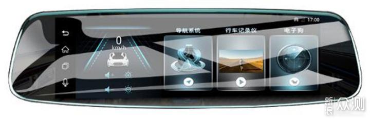 2019年后视镜行车记录仪六大品牌对比推荐_新浪众测