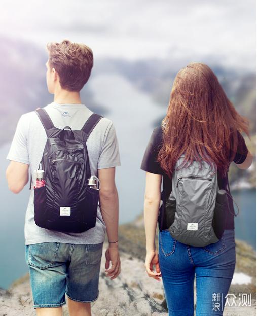 暑假推荐几款适合不同人群的旅行双肩包_新浪众测