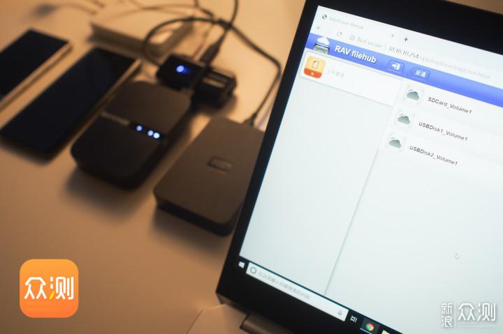 旅行好帮手,RAVPower多功能文件管理器体验_新浪众测
