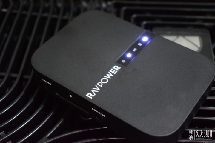 多功能的数据传输助手——RAVPOWER文件管理器_新浪众测