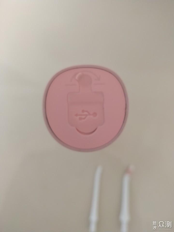 歌岚便携式冲牙器(水牙线)评测之出差利器_新浪众测