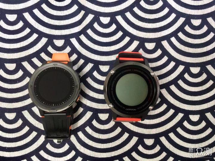 有颜又能打的运动伙伴—咕咚手表X3强势来袭_新浪众测