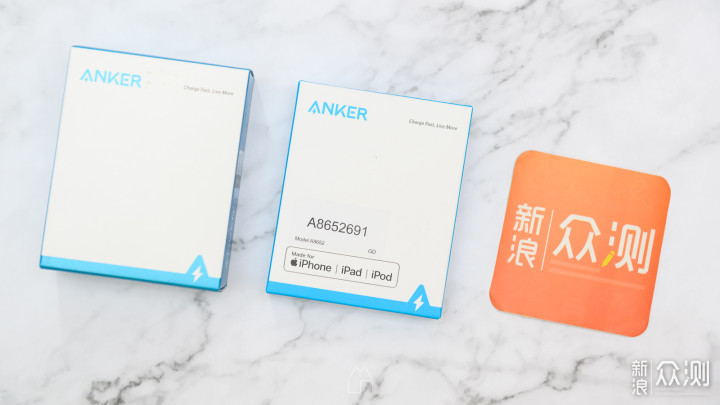 Anker PD充电套装多样可能/含macbook充电体验_新浪众测