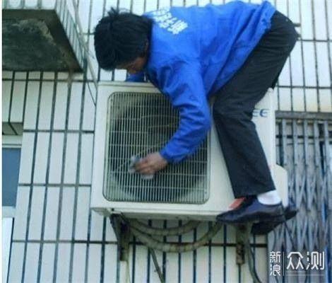 空调清洁大作战!N种方法告别吹脏风_新浪众测