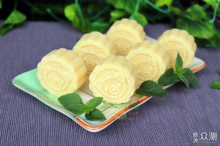 入秋之后,绿豆别再煮粥,做成绿豆糕糯香祛燥_新浪众测