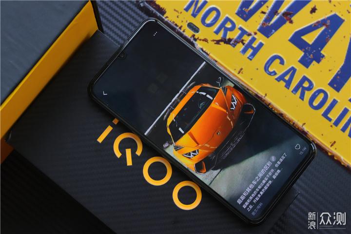 探界5G,比快更快——iQOO Pro 5G版图赏简评_新浪众测