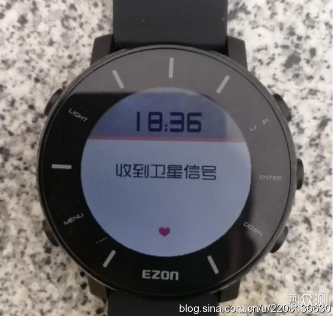 宜准手表新品T935使用体验_新浪众测