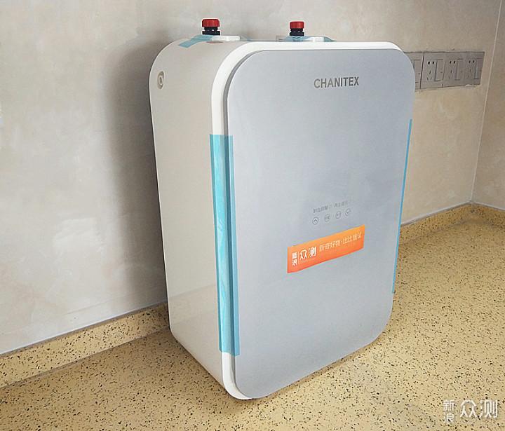 全自动可再生软水的佳尼特智能软水机体验_新浪众测