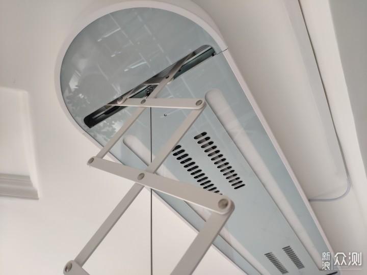 Aqara晾衣机:听话的晾衣架,给你衣物做次SPA_新浪众测