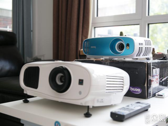 实际对比告诉你,家用投影4k和1080P有啥不同_新浪众测