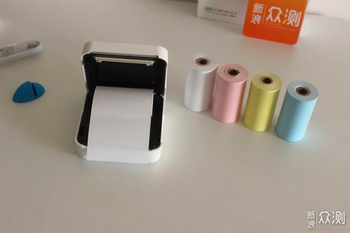 学习生活好帮手,便携式的啵哩智能口袋打印机_新浪众测
