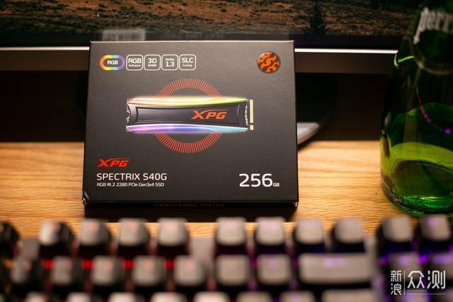 全新S40G XPG 龙耀系列开箱体验_新浪众测