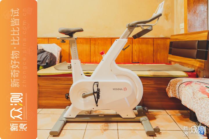 家中静音骑行——野小兽智能动感单车M1评测_新浪众测