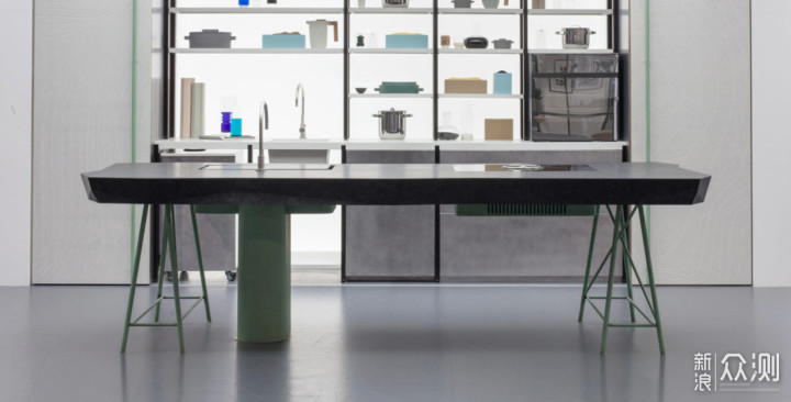 #国庆投稿月#未来的厨房居然就是一张桌子_新浪众测