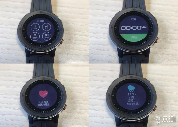 跑步运动必备神器--咕咚运动手表X3上手体验_新浪众测
