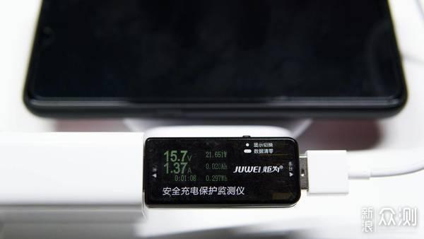 米酒充电好伴侣——20W小米无线充电器套装版_新浪众测