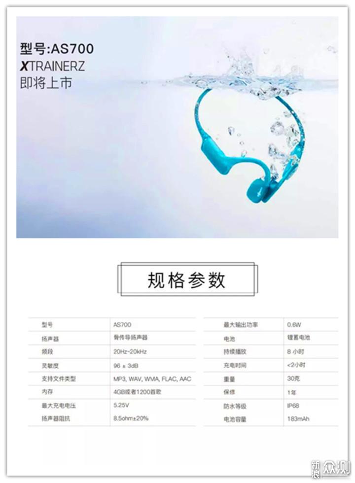 水中听音音更美,韶音MP3播放器体验_新浪众测