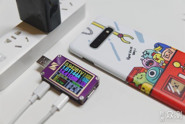 小巧也可大功率,拥有紫米65W PD充电器就够了_新浪众测