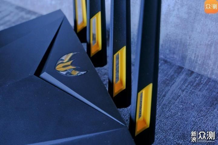 WiFi6未来已来:华硕电竞特工AX3000路由器评测_新浪众测
