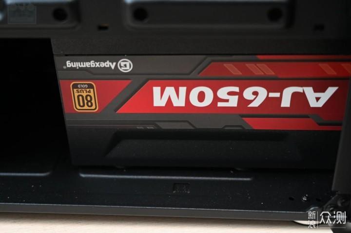 650W全模组加全日系电容艾湃电竞AJ-650M体验_新浪众测