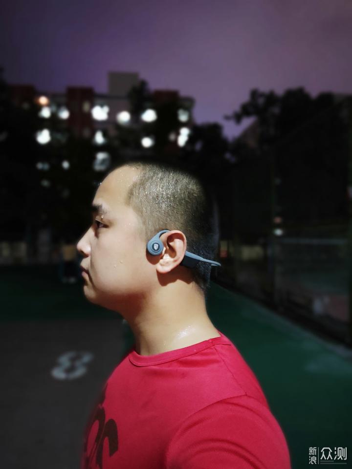 南卡Runner骨传导蓝牙耳机为跑步量身打造_新浪众测