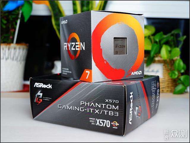 双十一X570_ITX主板攻略,晒入手的CPU和主板_新浪众测