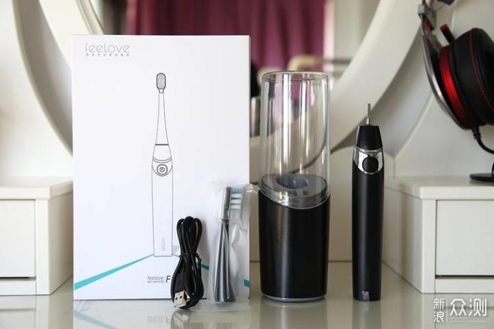 健康生活从洁牙开始,扉乐F1电动牙刷使用体验_新浪众测