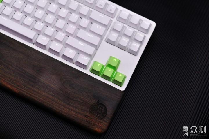 国产TTC轴就不能打吗?悦米机械键盘87键二代_新浪众测