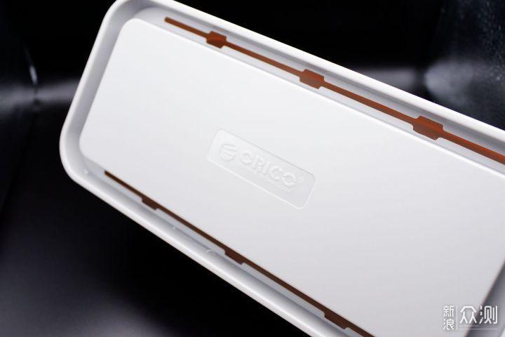 让桌面从此整洁,ORICO收纳盒排插体验_新浪众测