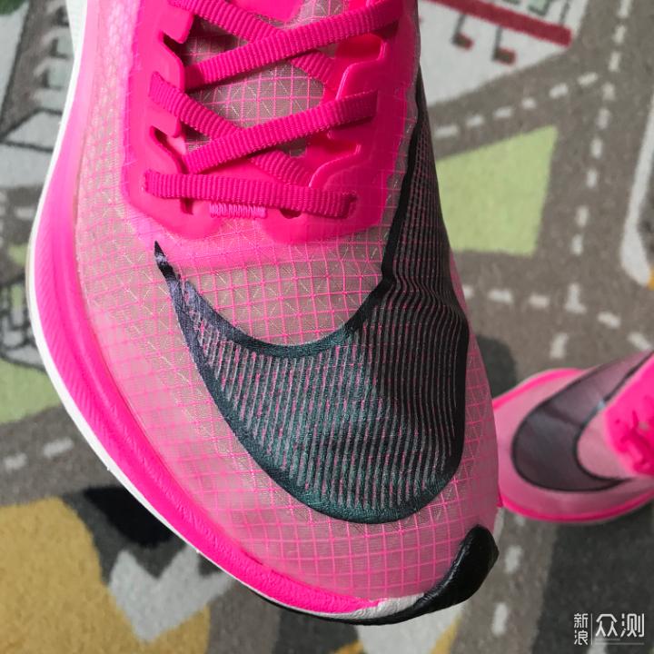 双十一晒跑鞋之王Nike ZoomX Vaporfly NEXT%_新浪众测