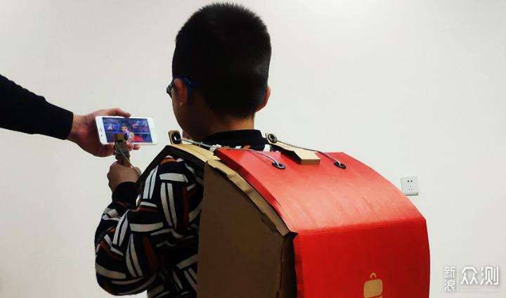 纸壳也可以做的这么轻巧,DIY光影游戏体验_新浪众测